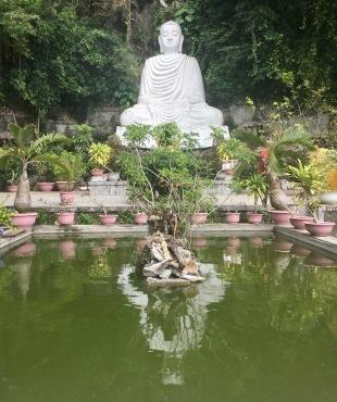 Marble Mountain Buddha