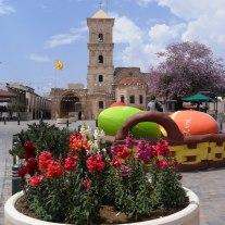 St Lazarus, Larnaca