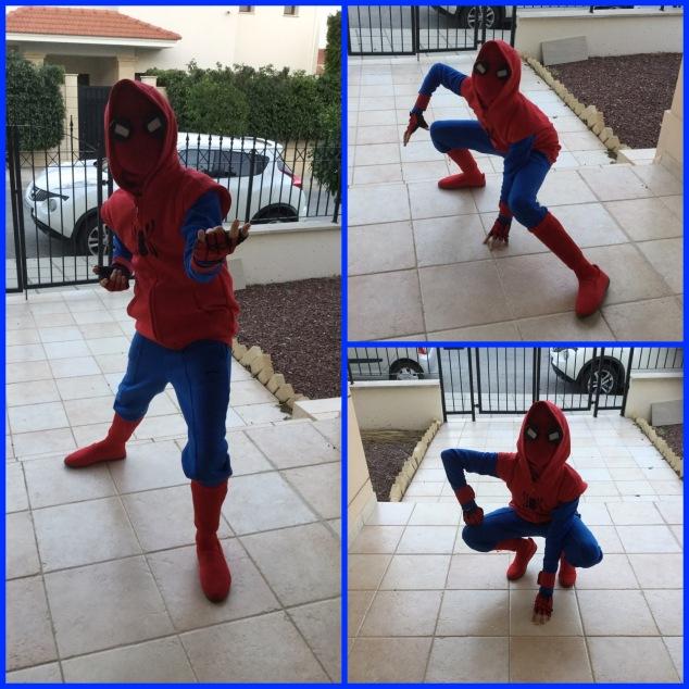 bog spiderman